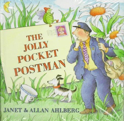 The Jolly Pocket Postman: Janet Ahlberg; Allan