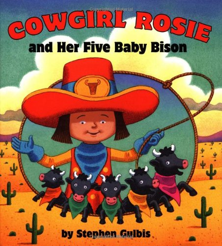 9780316602303: Cowgirl Rosie and Her Five Baby Bison