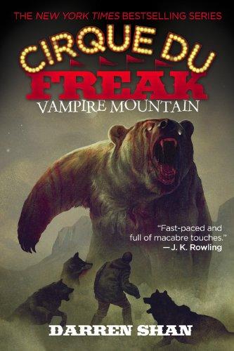 9780316605427: Vampire Mountain (Cirque Du Freak: the Saga of Darren Shan)