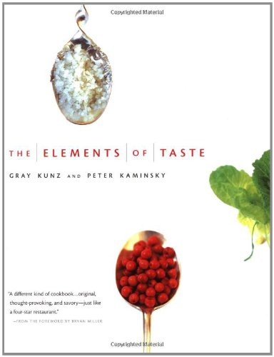 9780316608749: The Elements of Taste