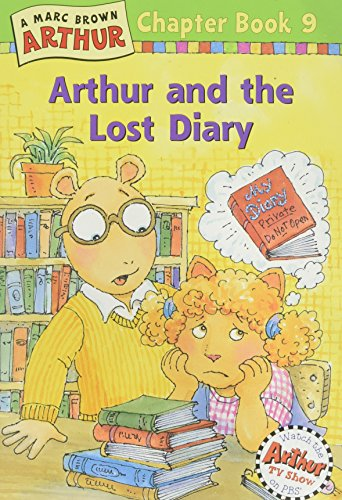 9780316610049: Arthur and the Lost Diary (Chapter Book 9)