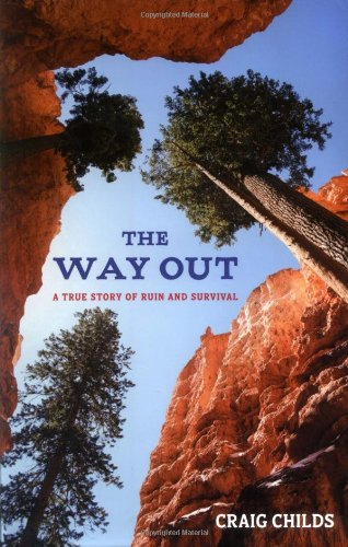 SIGNED The Way Out: A True Story of Survival