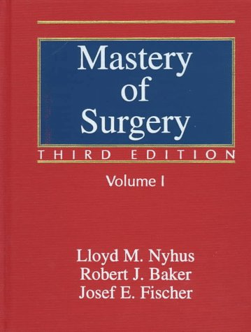 9780316617468: Mastery of Surgery (2 Volume Set)