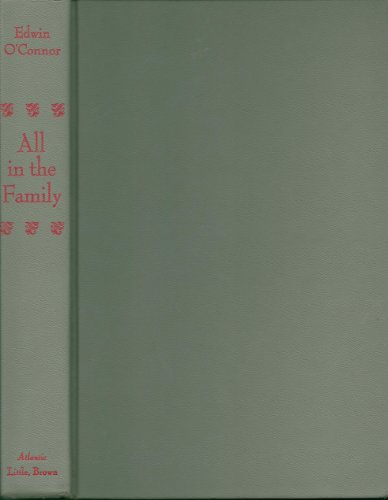 9780316626422: All in the Family