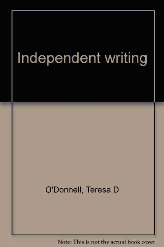 Independent Writing: Judith L. Paiva;