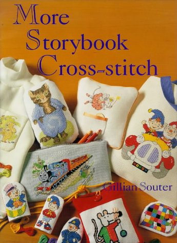 9780316642897: More Storybook Cross-Stitch: .