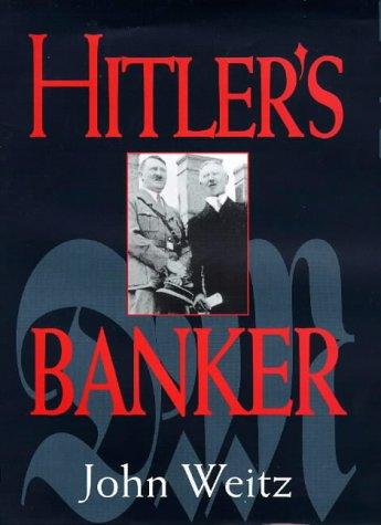 9780316643061: Hitler's Banker