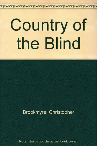 9780316644143: COUNTRY OF THE BLIND