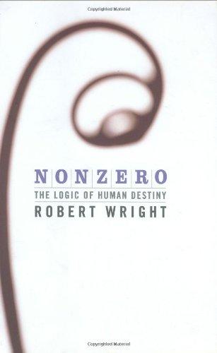 9780316644853: Nonzero: The Logic of Human Destiny