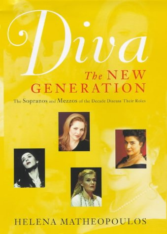 Diva: The New Generation (Hardcover): Matheopoulos Helena