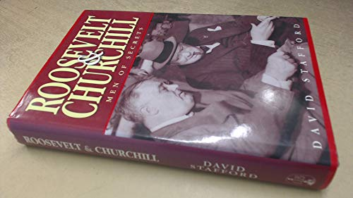 9780316648486: Roosevelt And Churchill: Men of Secrets