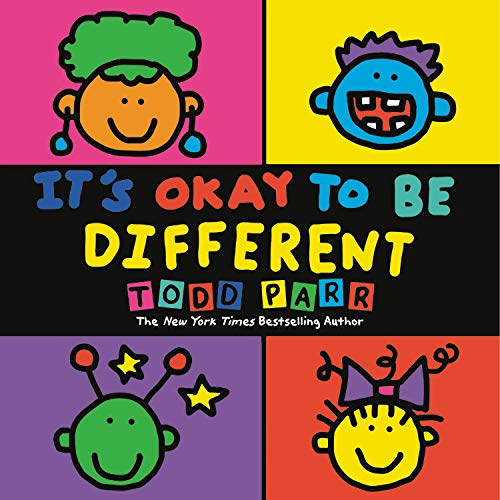 9780316666039: It's Okay to Be Different