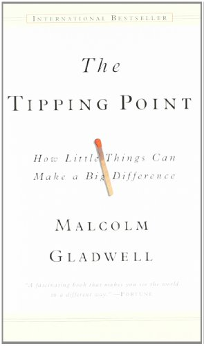 9780316679077: The Tipping Point: How Little Things Can Make a Big Difference