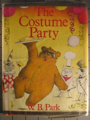 Costume Party (0316690775) by Park, W. B.
