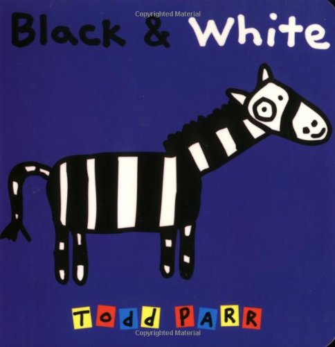 9780316692250: Black & White : Board Book