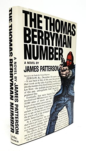 The Thomas Berryman Number ***SIGNED***: James Patterson