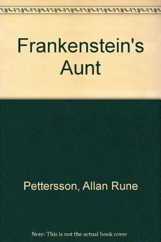 9780316703208: Frankenstein's Aunt