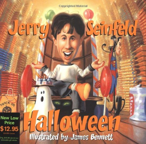 Halloween (Byron Preiss Book) (9780316706254) by Jerry Seinfeld