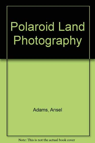 9780316712743: Polaroid Land Photography