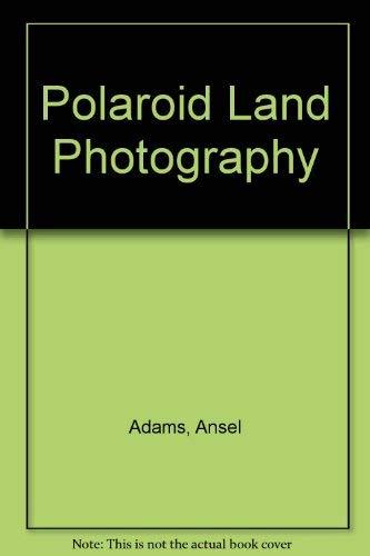 9780316712743: Polaroid Land Photography