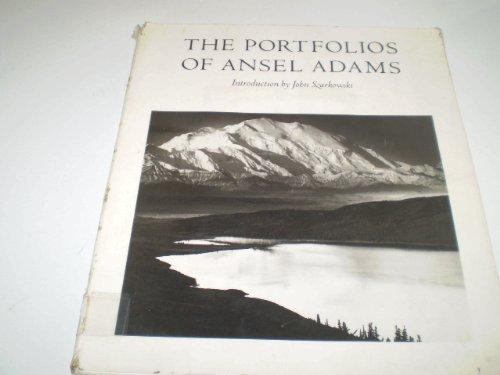 9780316713955: Portfolios of Ansel Adams