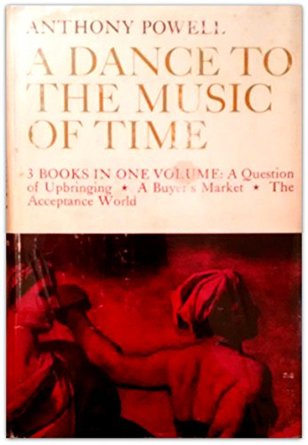 9780316715355: Dance to the Music of Time: First Movement