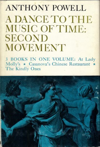 A Dance to the Music of Time: Second Movement (3 Vols in 1): Anthony Powell