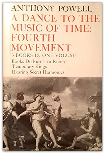 A Dance to the Music of Time: Fourth Movement (3 Vols in 1): Powell, Anthony