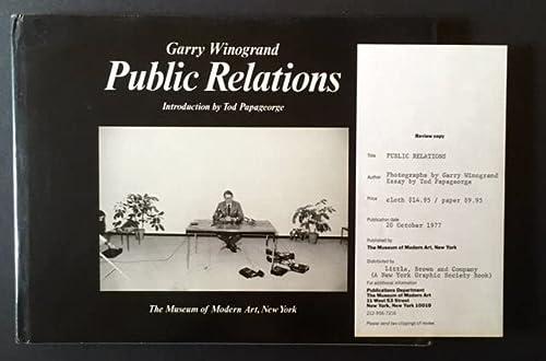 9780316720700: Public Relations