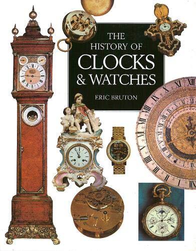 9780316724265: History Of Clocks And Watches Handbook