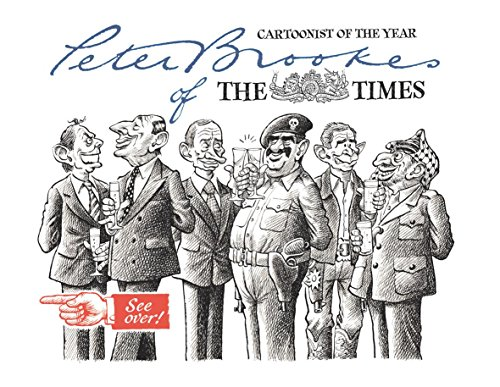 9780316724395: Peter Brookes of the 'Times : The Best Cartoons of Peter Brookes