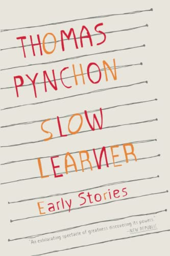 9780316724432: Slow Learner: Early Stories
