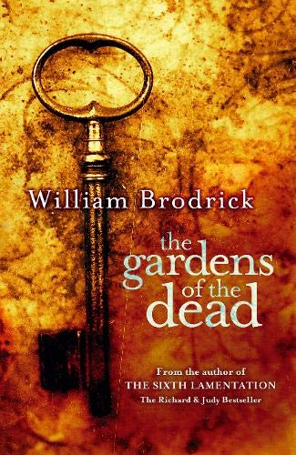 THE GARDENS OF THE DEAD (SIGNED): Brodrick, William