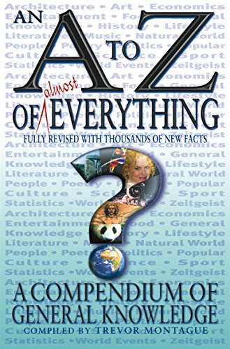 9780316725873: An A-Z of Almost Everything: A Compendium of General Knowledge
