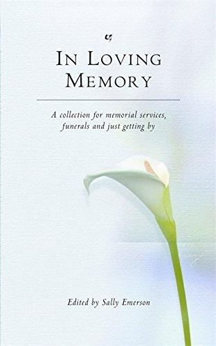 9780316725996: In Loving Memory