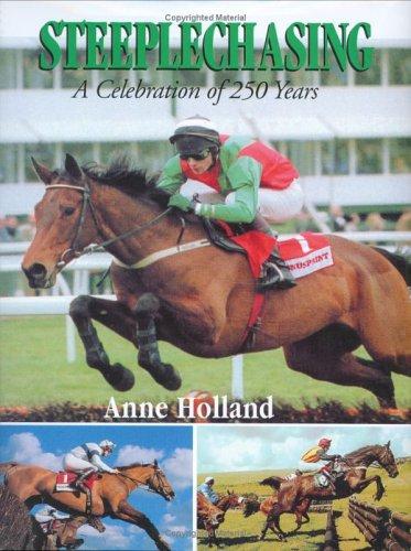 Steeplechasing Handbook: Anne Holland