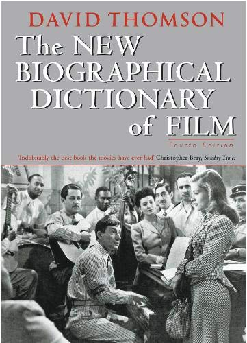 9780316726603: The New Biographical Dictionary of Film