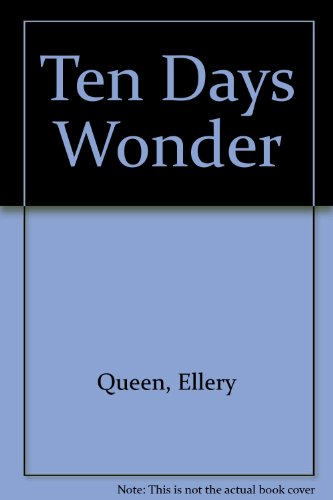 9780316728942: Ten Days Wonder