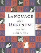 9780316729123: Language and Deafness