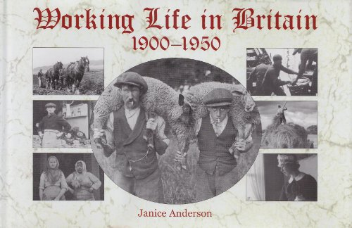 9780316730358: Working Life in Britain 1900 - 1950