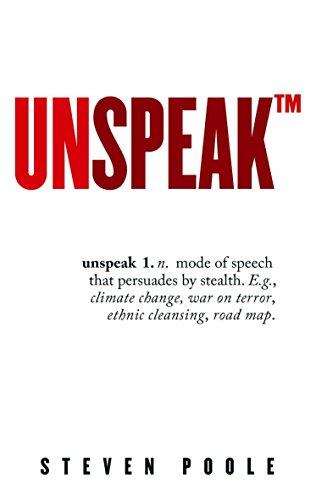 9780316731003: Unspeak