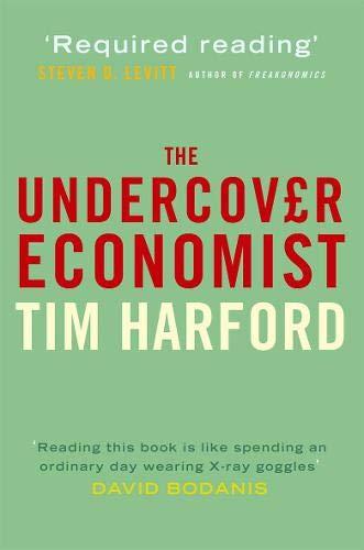 9780316731164: The UnderCover Economist