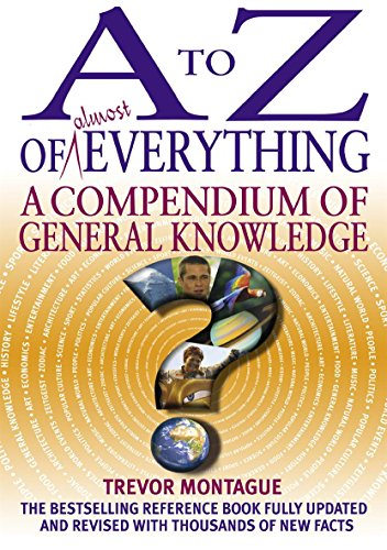 9780316731379: A to Z of Almost Everything: A Compendium of General Knowledge