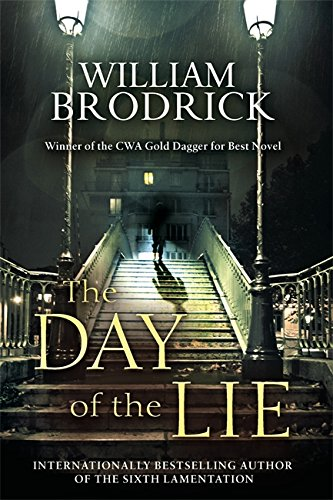 9780316731522: The Day of the Lie (Father Anselm Novels)