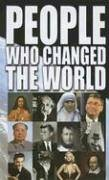 9780316731591: People Who Changed The World