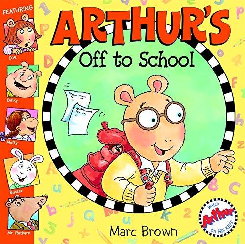 9780316733786: Arthur's Off to School (Arthur Adventures)