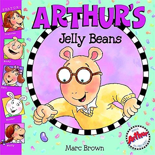 9780316733823: Arthur's Jelly Beans
