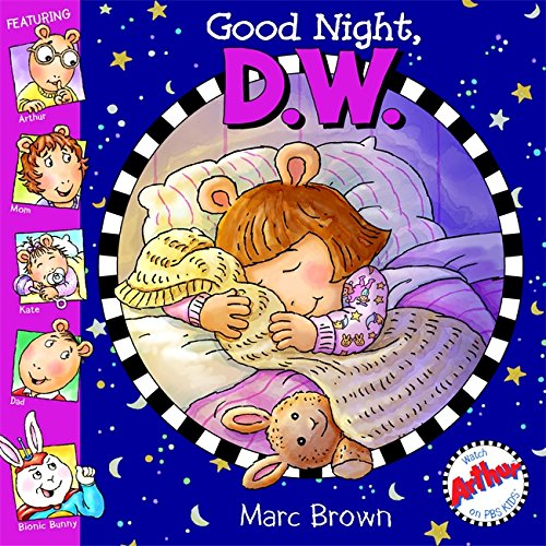 9780316733854: Good Night, D.W. (Arthur)