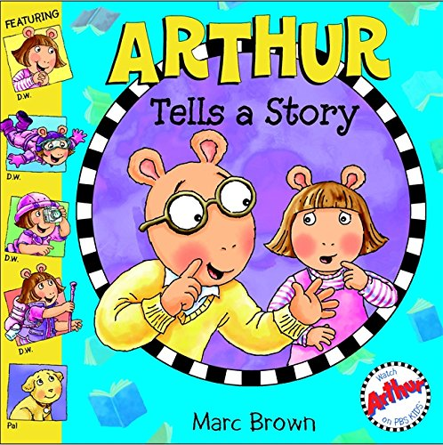 9780316733960: Arthur Tells a Story (Arthur Adventures (8x8))