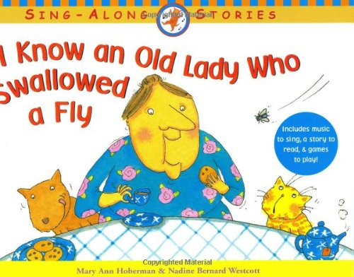 9780316734097: I Know an Old Lady Who Swallowed a Fly (Sing-Along Stories)